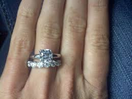 Big Wedding Rings by Wedding Ring Too Big Wedding Rings Wedding Ideas And Inspirations
