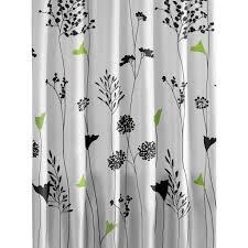 Luxury Shower Curtain White Cotton White Cotton Shower Curtain Lamont Home Finley 54inch X 78inch