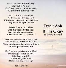 image result for grief things not to say quotes