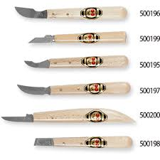 Wood Carving Tool Set Uk by Kirschen 6 Piece Chip Carving Knife Set Carving Knife Sets