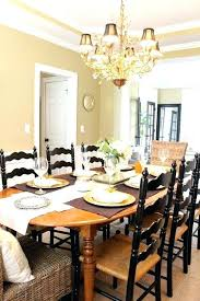 yellow leather dining room chairs mustard chair pads wood table