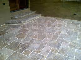Installing Travertine Tile Travertine Versailles Pattern Pattern Layout And Installation