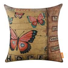 Home Decor Throw Pillows by Popular Burlap Throw Pillows Buy Cheap Burlap Throw Pillows Lots