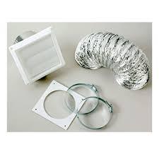 Clothes Dryer Vent Parts Splendide Dryer Vent Kit All Metal Westland Vi422 Washer
