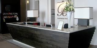 custom made reception desk bespoke reception desk reception counters display cabinet sussex uk