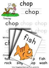 phonics consonant digraph worksheets