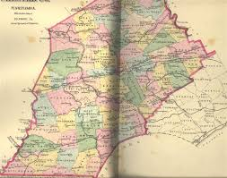 Pennsylvania Township Map by Maps