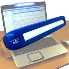 blue light for depression syrcadian blue sb 1000 sad light therapy device syrcadian blue http