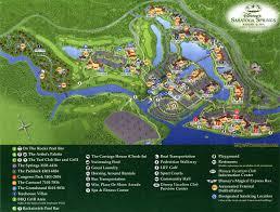 Map Of Downtown Disney Keane U0027s Picture Web Site Map Of Disney U0027s Saratoga Springs Resort