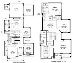 modern home floor plan best of modern home designs and floor plans collection home design