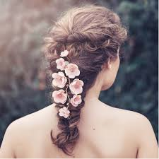 hair flowers wedding hair flowers bridal hair flowers lace favour