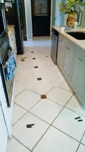 Remove Ceramic Tile Without Breaking by The Easiest Way To Clean Filthy Neglected Tile Flooring