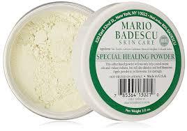 Powder Room Sign Amazon Com Mario Badescu Special Healing Powder 0 5 Oz Luxury