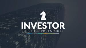Indesign Template Free Deck Investor Pitch Deck Powerpoint Template By Louistwelve Design
