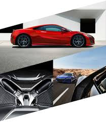 toyota line of cars next gen nsx supercar new nsx details acura com