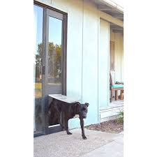 Patio Pacific Pet Doors Endura Flap Quick Panel 3 Dog Door Sliding Glass Door