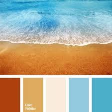Best Colors With Orange Best 25 Beach Color Palettes Ideas On Pinterest Beach Color