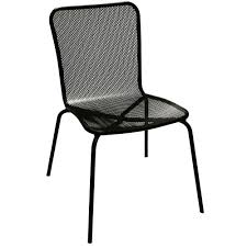 American Patio Furniture by American Tables And Seating 92 Black Outdoor Chair