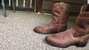ariat mens heritage roper western cowboy boot youtube