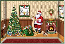christmas photo backdrops indoor christmas insta theme backdrops props partycheap