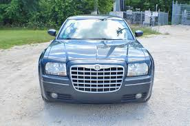 2007 chrysler 300 blue touring sedan sale