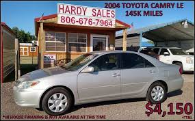 2004 toyota camry le price 2004 toyota camry for sale carsforsale com