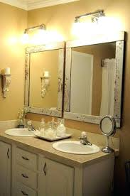 Unique Bathroom Mirror Frame Ideas Bathroom Mirror Ideas On Wall Sublime Cheap Oversized Wall Mirrors
