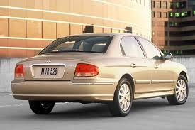 2003 hyundai sonata review 2004 hyundai sonata overview cars com