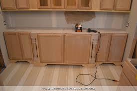 How To Make A Concrete Bench Top Diy Pour In Place Concrete Countertops U2013 Part 1