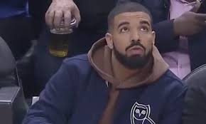 Drake Lean Meme - these memes about drake pouring a drink at the raptors game are