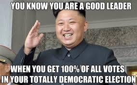 Kim Jong Meme - kim jong un statesman altruist and all around good egg the