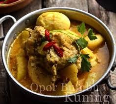 cara membuat opor ayam sunda resep membuat opor ayam enak praktis resep masakan khas indonesia