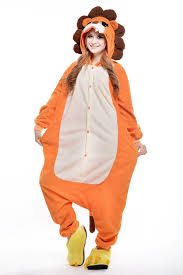 Mens Size Halloween Costumes Buy Totoro Onesie Animal Footed Pajamas Size Anime