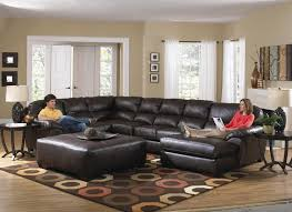 Best Sectionals Images On Pinterest Family Room Living Room - Leather family room furniture