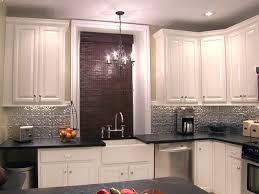 Stunning Stunning Silver Tin Backsplash Tiles  Best Tin Tile - Tin backsplash ideas