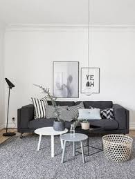 Living Room Gray How To Master The Subtle Magic Of Scandinavian Interior Design
