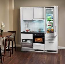 Compact Kitchen Ideas | premium quality compact kitchen all in a 6 foot wide space see it
