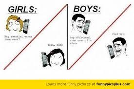 Men And Women Memes - men vs women funny pictures