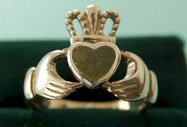 claddagh ring galway claddagh rings connemara marble claddagh ring