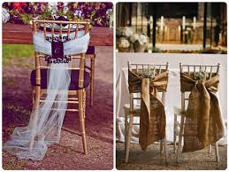 Wooden Wedding Chairs Furniture Flower Tie White Chair Cover Patterns Wedding Facing