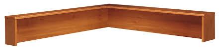 Bush Desk With Hutch by Bush Business Furniture Series C 14