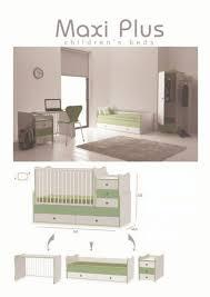 chambre complète bébé avec lit évolutif chambre bébé maxi plus lorelli lit évolutif commode