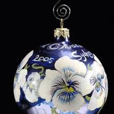 custom painted ornaments by annetastic designs custommade