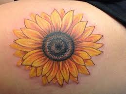 43 sunflower tattoos meanings photos designs for and
