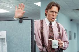 Lawrence Office Space Meme - at work