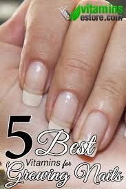 5 best vitamins for growing nails vitamins to grow strong