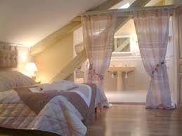 chambre parme et beige chambres d hôte bed breakfast manoir des chanterelles meauzac