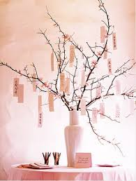 wedding wishes japan wish tree guests write messages to groom and clip to