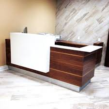 Quilted Reception Desk Reception Desk Ideas Reception Counter Customized Reception Desk