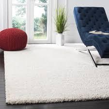 safavieh milan shag ivory rug 7 u0027 square free shipping today